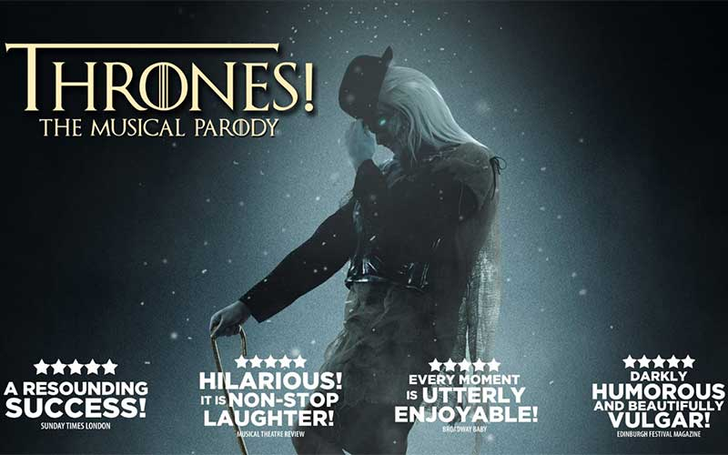 Thrones The Musical Parody
